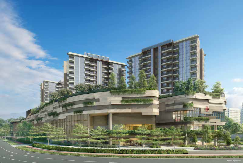 Sengkang Grand Residences Developer for Penrose
